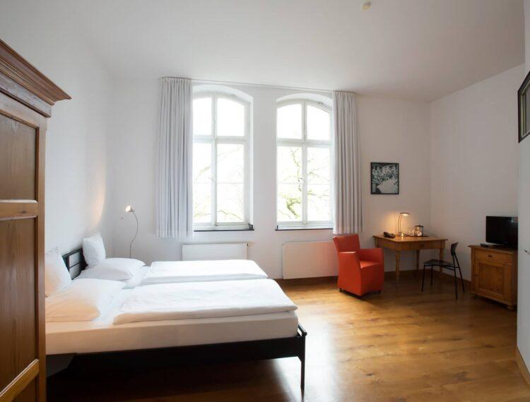 Hotelzimmer Düsseldorf - Doppelzimmer Economy