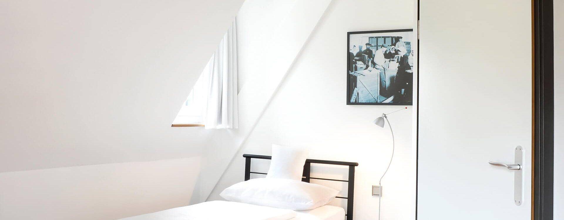 Hotelzimmer Düsseldorf - Einzelzimmer Economy
