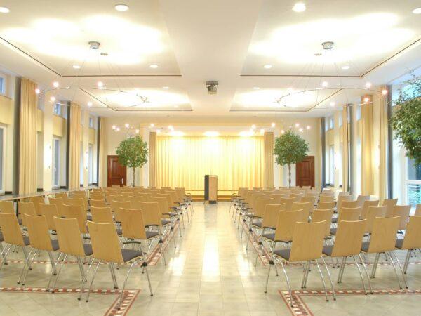 Grosser Saal HOTEL MUTTERHAUS DÜSSELDORF