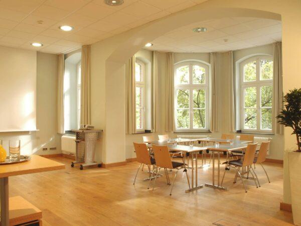 Konferenzraum 1 Katharina Bube HOTEL MUTTERHAUS DÜSSELDORF