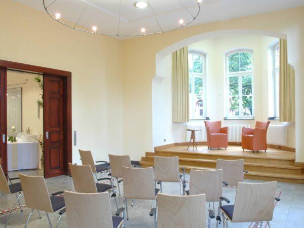Konferenzraum Luise Fliedner HOTEL MUTTERHAUS DÜSSELDORF