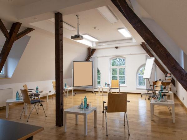 Konferenzraum 8 Kläre Pörtje HOTEL MUTTERHAUS DÜSSELDORF
