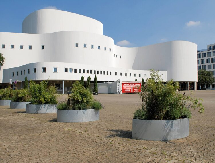 Düsseldorf Kultur - Schauspielhaus